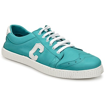 Schoenen Dames Lage sneakers Chipie SAVILLE Turquoize