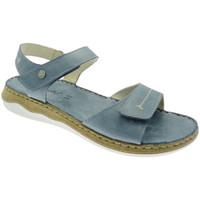 Schoenen Dames Sandalen / Open schoenen Riposella RIP40726bl blu