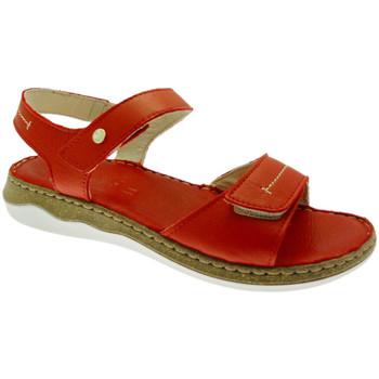 Schoenen Dames Sandalen / Open schoenen Riposella RIP40726ro rosso