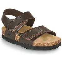 Schoenen Jongens Sandalen / Open schoenen Citrouille et Compagnie BELLI JOE Bruin