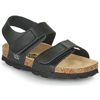 Schoenen Jongens Sandalen / Open schoenen Citrouille et Compagnie BELLI JOE Zwart
