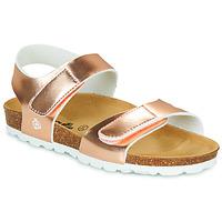 Schoenen Meisjes Sandalen / Open schoenen Citrouille et Compagnie BELLI JOE Roze