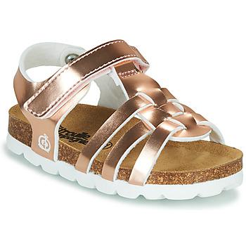 Schoenen Meisjes Sandalen / Open schoenen Citrouille et Compagnie MALIA Roze