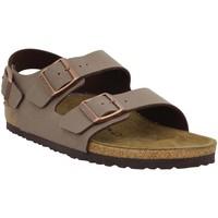 Schoenen Heren Sandalen / Open schoenen Birkenstock 131090 Bruin