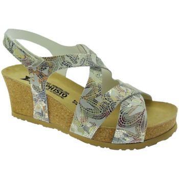 Schoenen Dames Sandalen / Open schoenen Mephisto MEPHLYLAmulti marrone