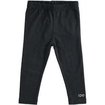 Textiel Meisjes Leggings Ido 4J192 Nero