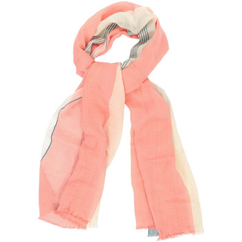 Accessoires Dames Sjaals Paul Smith Foulard Ml Crinkle Beige