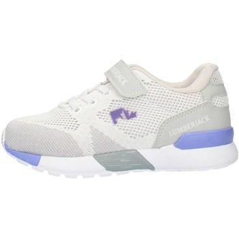 Schoenen Meisjes Lage sneakers Lumberjack SG62111001C27 White ice