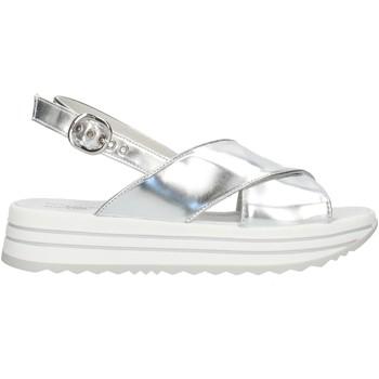 Schoenen Meisjes Sandalen / Open schoenen Nero Giardini E031621F Silver