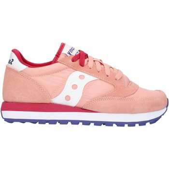 Schoenen Dames Lage sneakers Saucony S1044569 Pink