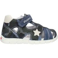 Schoenen Jongens Sandalen / Open schoenen Balocchi 103306 Blue