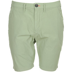 Textiel Heren Korte broeken / Bermuda's Paul Smith Bermuda Regular-fit coton Groen