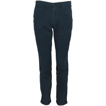 Textiel Dames Chino's Paul Smith Jeans Tapered Blauw
