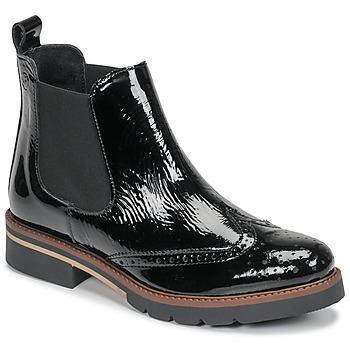 Schoenen Dames Laarzen Betty London NAVA Zwart / Lak