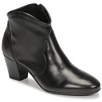 Schoenen Dames Enkellaarzen Betty London NORIANE Zwart