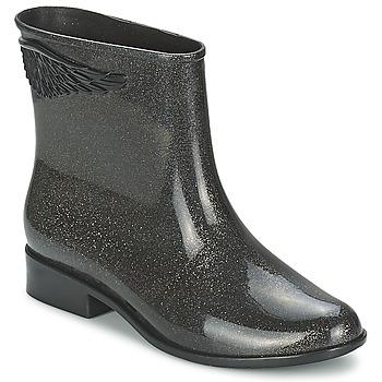 Schoenen Dames Laarzen Mel GOJI BERRY II Zwart / Pailletten