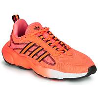Schoenen Dames Lage sneakers adidas Originals HAIWEE J Oranje / Zwart