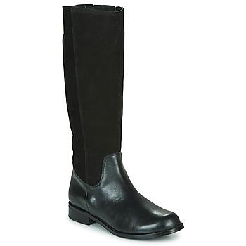 Schoenen Dames Hoge laarzen So Size NEOLE Zwart