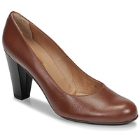 Schoenen Dames pumps So Size SEROMALOKA Bruin