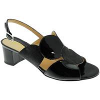 Schoenen Dames Sandalen / Open schoenen Soffice Sogno SOSO20123ne nero