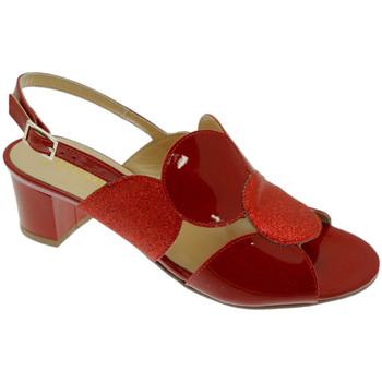 Schoenen Dames Sandalen / Open schoenen Soffice Sogno SOSO20123ro rosso