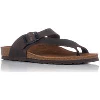 Schoenen Dames Sandalen / Open schoenen Interbios 7119 Bruin