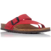 Schoenen Dames Sandalen / Open schoenen Interbios 7119 Rood