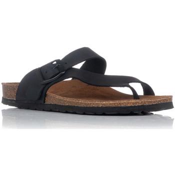 Schoenen Dames Sandalen / Open schoenen Interbios 7119 Zwart