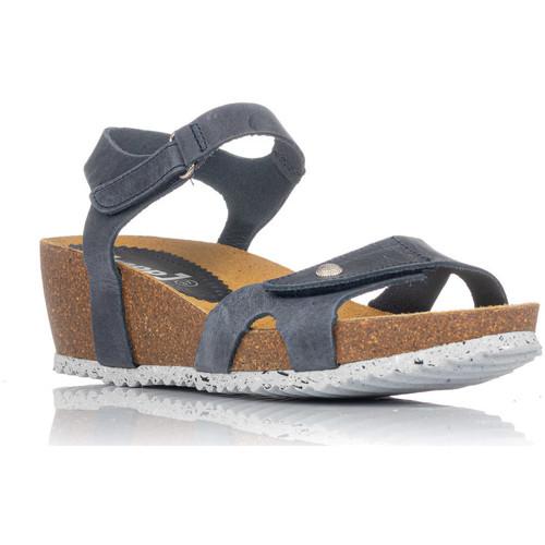 Schoenen Dames Sandalen / Open schoenen Zapp 5858 Blauw