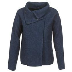 Textiel Dames Mantel jassen Vila VILLIE Marine
