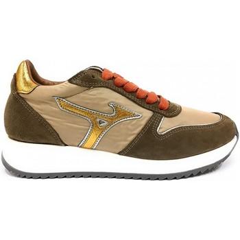 Schoenen Dames Lage sneakers Mizuno D1GE181352 ETAMIN 2 Bruin