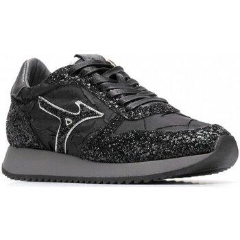 Schoenen Dames Lage sneakers Mizuno D1GE181409 ETAMIN 2 Zwart