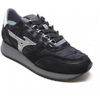 Schoenen Dames Lage sneakers Mizuno D1GE180709 NAOS 2 Zwart