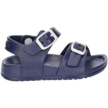 Schoenen Jongens Sandalen / Open schoenen Garvalin WATERBESTENDIG SANDAAL SANDY AZUL