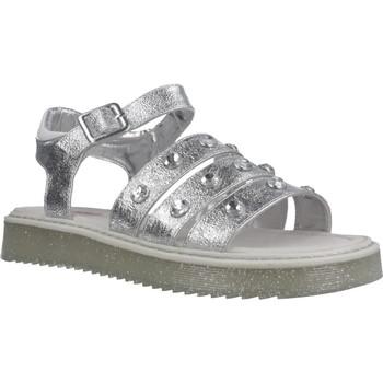 Schoenen Meisjes Sandalen / Open schoenen Asso AG6703 Zilver