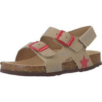 Schoenen Jongens Sandalen / Open schoenen Asso AG7757 Bruin