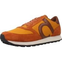 Schoenen Heren Lage sneakers Duuo D100011 Bruin