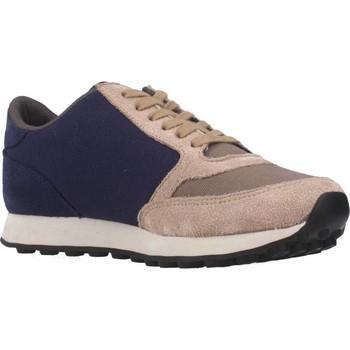 Schoenen Dames Lage sneakers Duuo D100023 Blauw