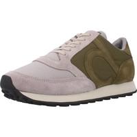 Schoenen Heren Lage sneakers Duuo D100024 Groen