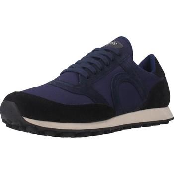 Schoenen Heren Lage sneakers Duuo D100026 Blauw