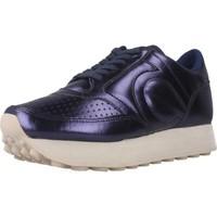 Schoenen Dames Lage sneakers Duuo D105008 Blauw