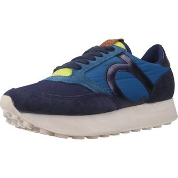 Schoenen Dames Lage sneakers Duuo D105023 Blauw