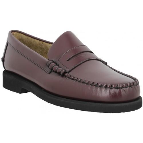 Schoenen Heren Mocassins Sebago 131481 Bruin