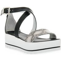 Schoenen Dames Sandalen / Open schoenen NeroGiardini NERO GIARDINI  707 GENESIS Bianco
