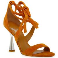 Schoenen Dames Sandalen / Open schoenen Priv Lab CHIFFON AMBER Giallo