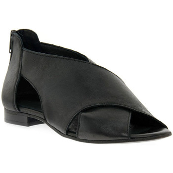 Schoenen Dames Sandalen / Open schoenen Priv Lab ROSSELLA  KENT NERO Nero