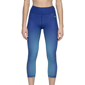 Textiel Dames Leggings 4F Women's Functional Trousers Bleu