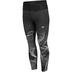Textiel Dames Leggings 4F Women's Functional Trousers 7/8 Noir
