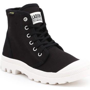 Schoenen Heren Hoge sneakers Palladium Manufacture Pampa HI Originale 75349-016-M black