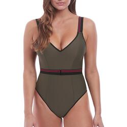 Textiel Dames Badpak Freya AS6826 KHI Groen